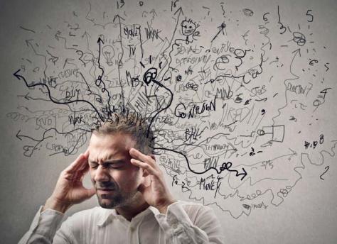 stressbehandling symptomer