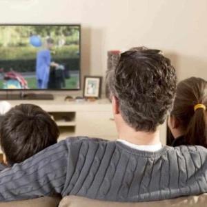 er det godt at se tv når man er stresset?